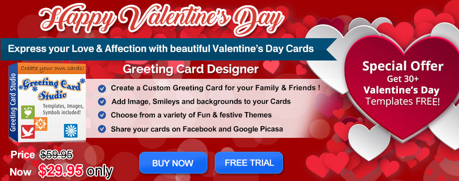 Printable greeting cards software card templates for all occasions m4hsunfo