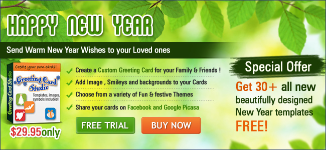 Make happy new year greeting cards e cards to wish new year m4hsunfo